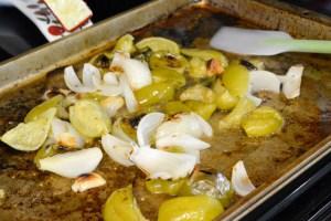 Carne Asada Tacos with Roasted Tomatillo Salsa-7