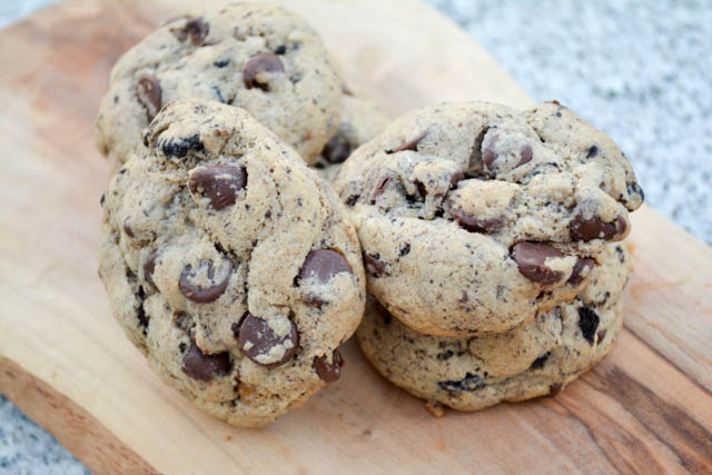 Oreo Pudding Chocolate Chip Cookies-4