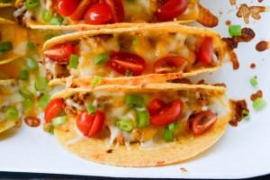 Extra Cheesy Baked Tacos-10