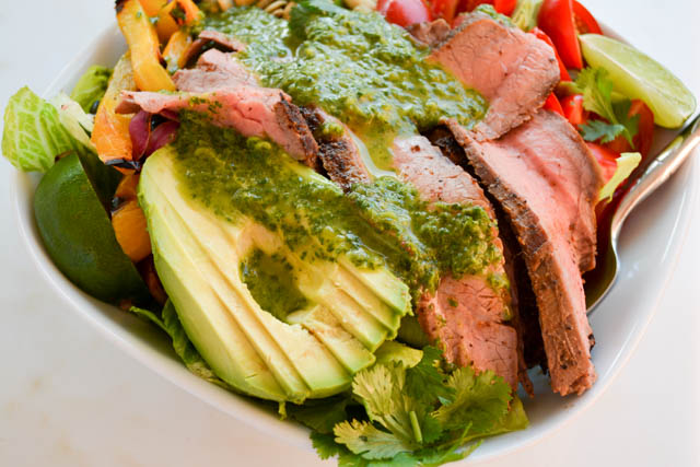 Grilled Steak Fajita Salad_02