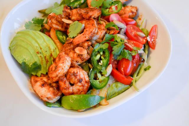 Shrimp Taco Bowls-1