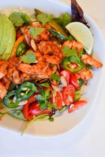 Shrimp Taco Bowls-4