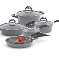 Bialetti 10 Piece Nonstick Cookware Set