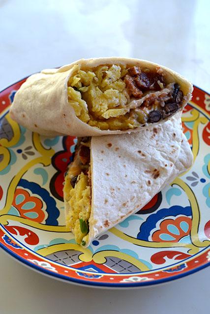 Freezer Breakfast Burritos_04