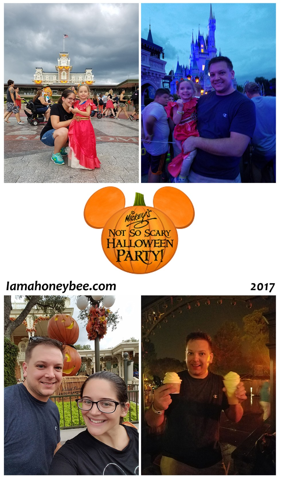 Mickey's Not-So-Scary Halloween Party 2017