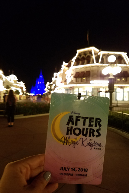 Moms' Night Out: Enjoying Disney After Hours