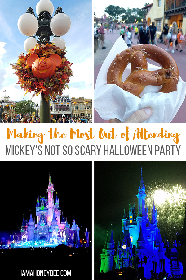 Making the Most Out of Attending Mickey's Not So Scary Halloween Party_PIN