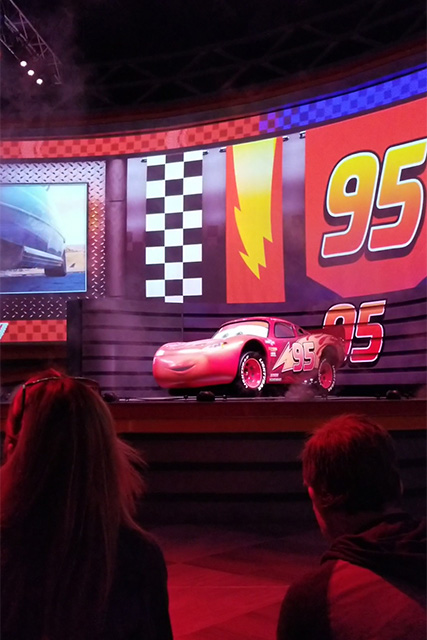 A Fun Day Enjoying Lightning McQueen's Racing Academy