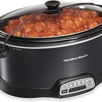 7- Quart Programmable Slow Cooker