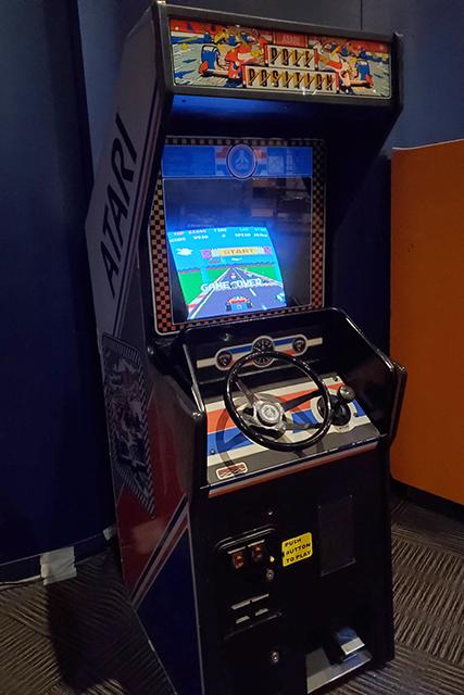 Atari arcade gaming system