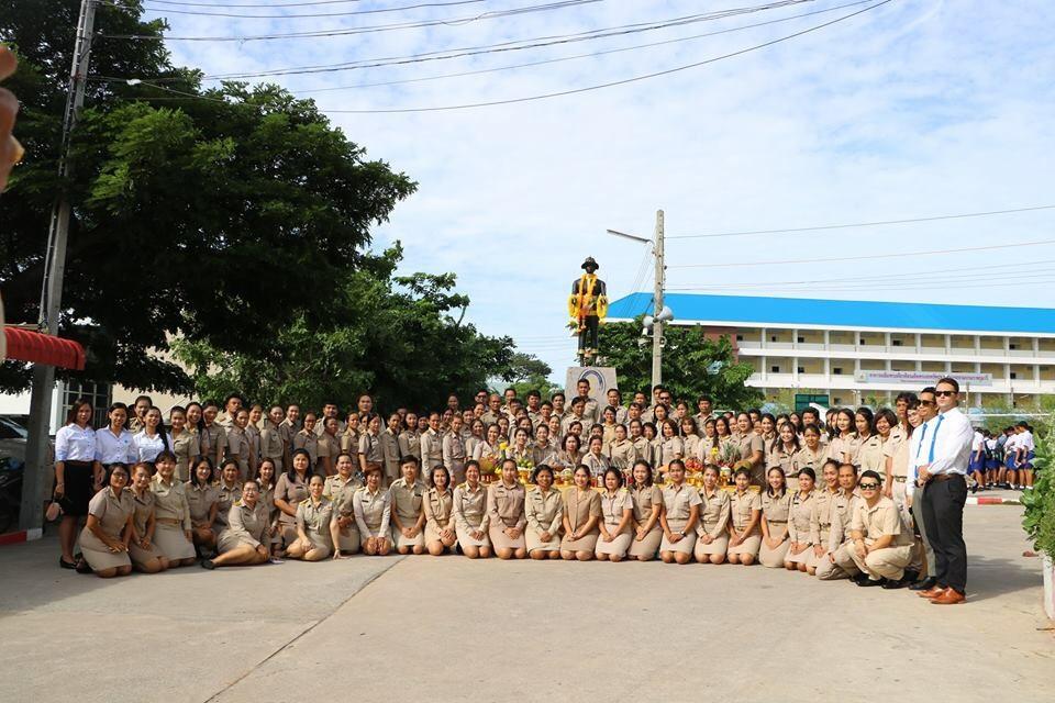 Happy Teachers' Day (THAILAND)
