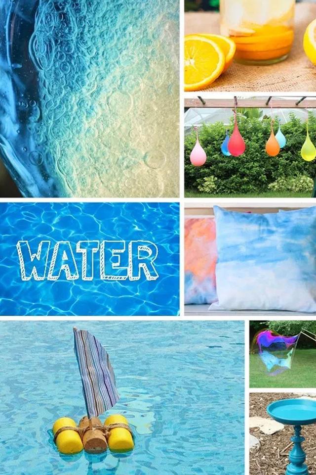 DIY: Agua fresca ¡por favor!