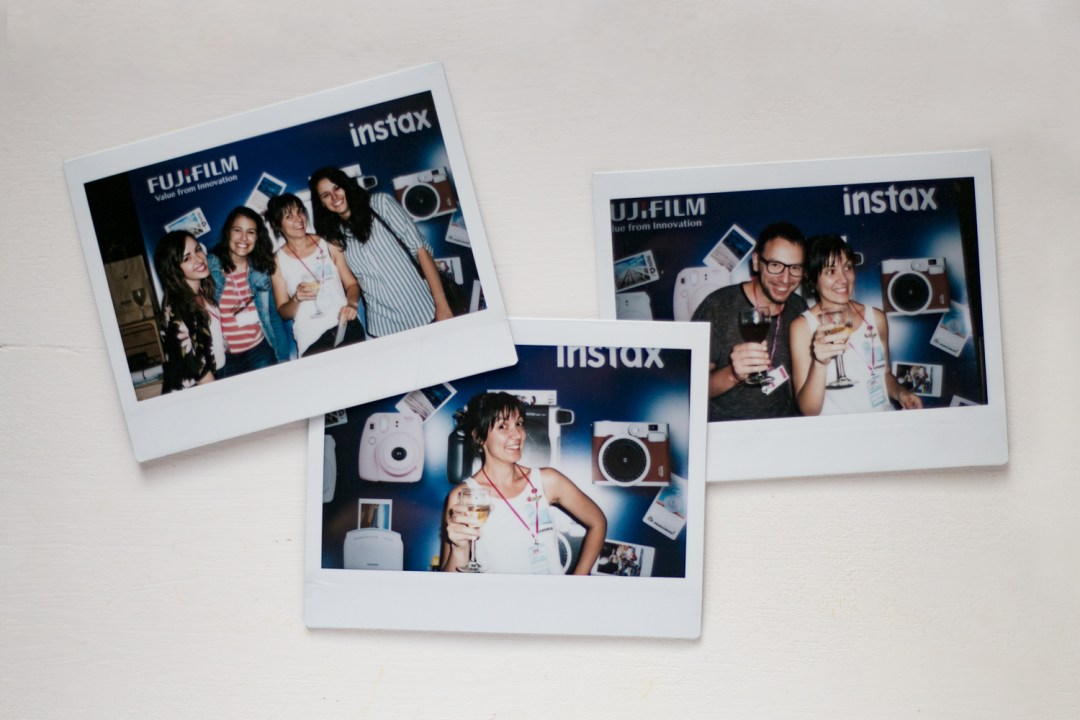 DIY Hunters Day, Instax