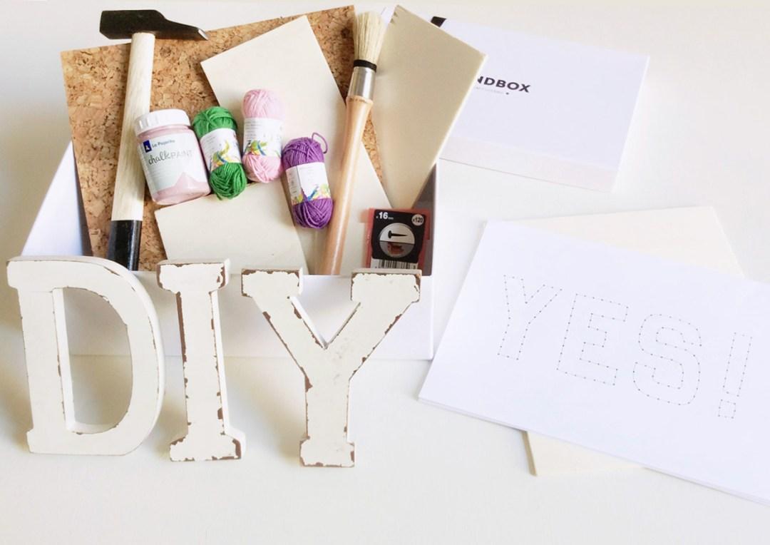 kit handbox IamaMess