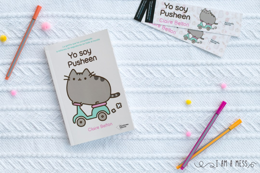 Yo soy Pusheen, de Plataforma Editorial