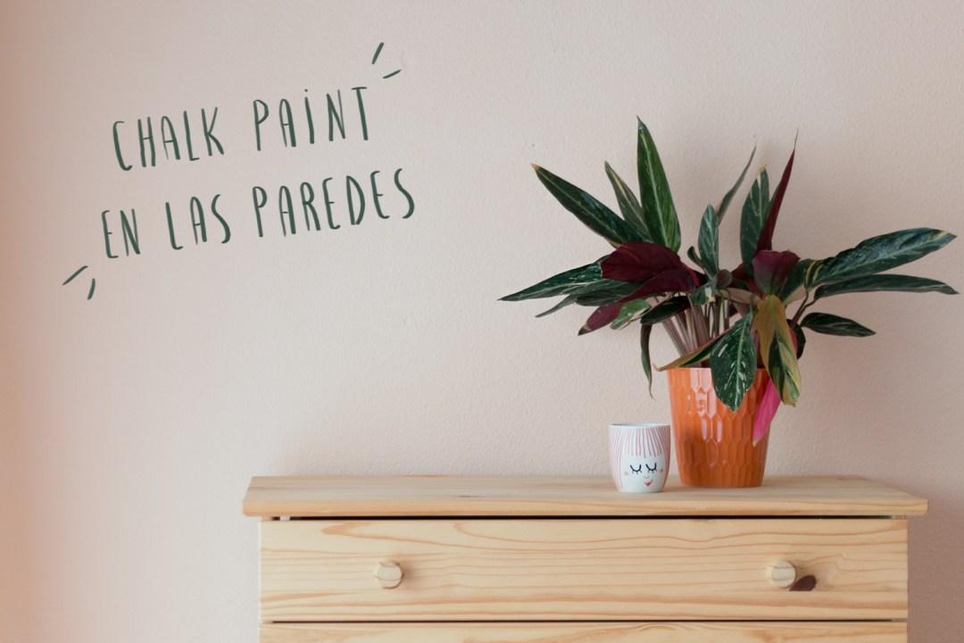 Los colores del Chalk Paint en tus paredes