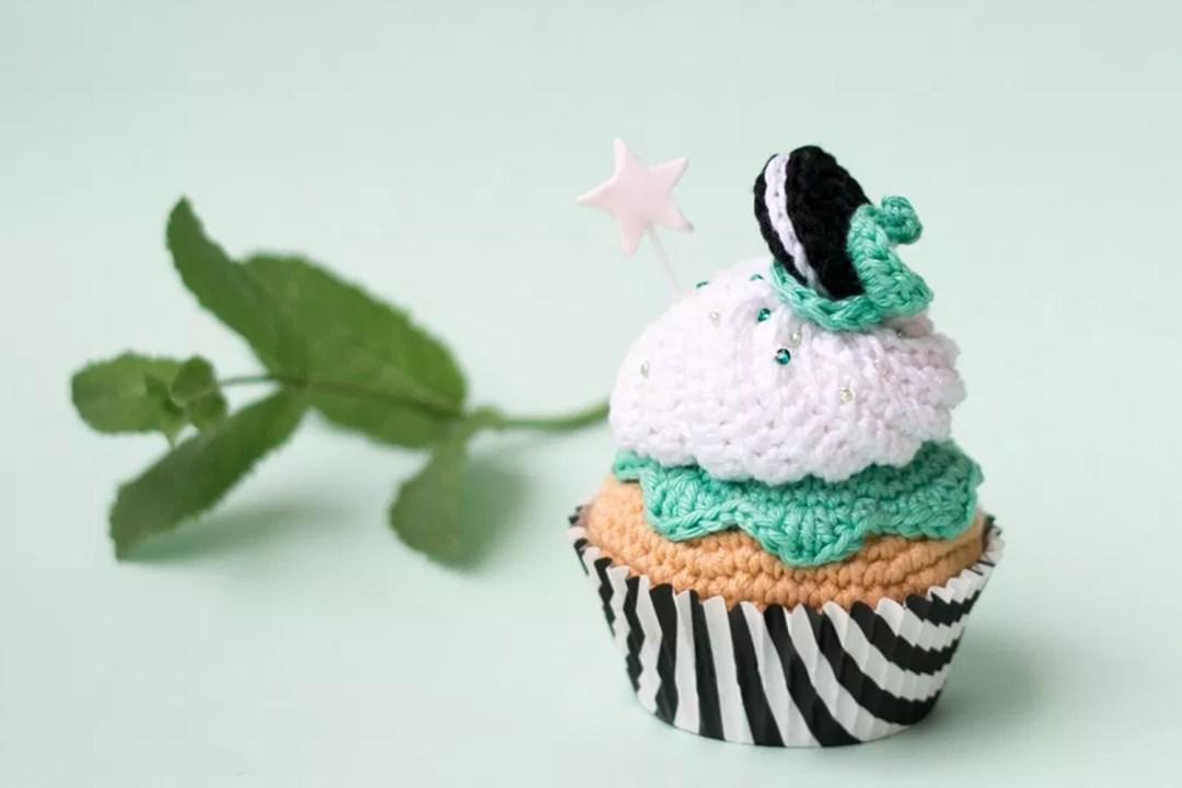 #36 Cupcake de Oreo y menta