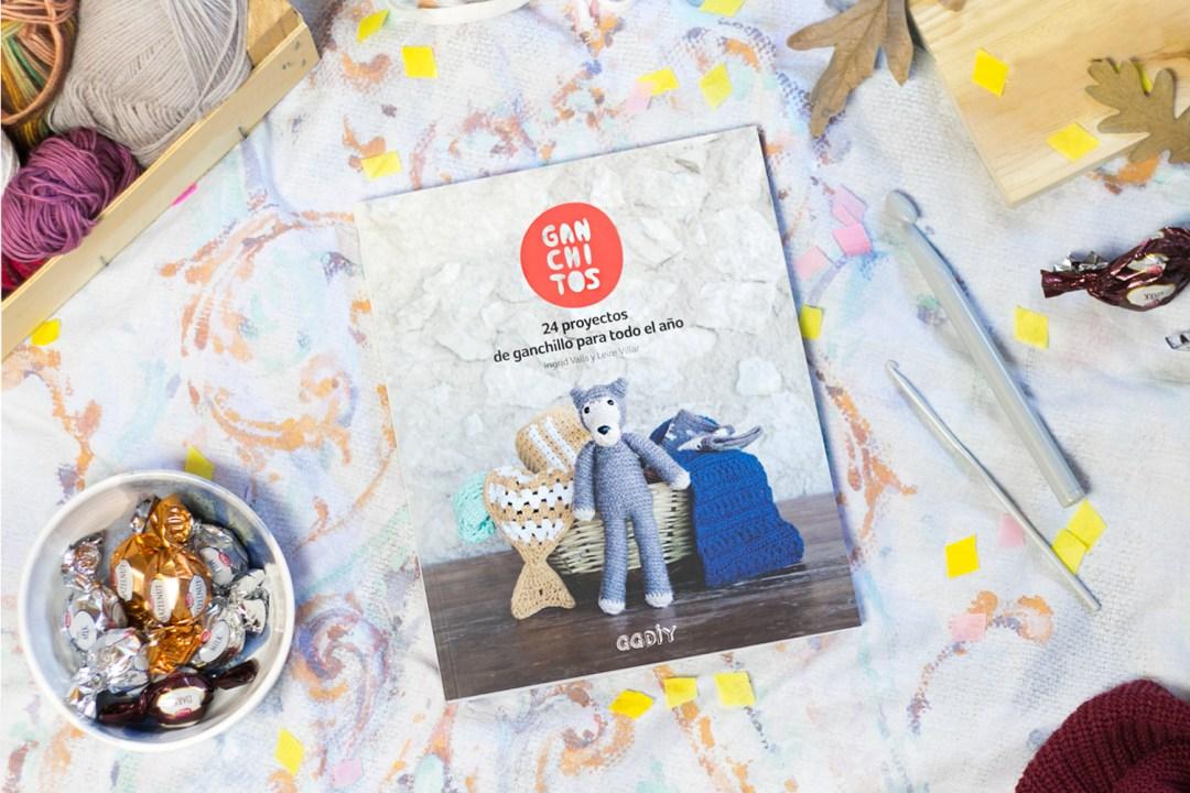 """Ganchitos el libro, visto en """"I am mess blog"""""""