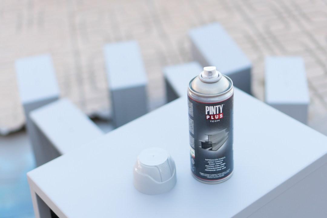 Imprimación en Spray