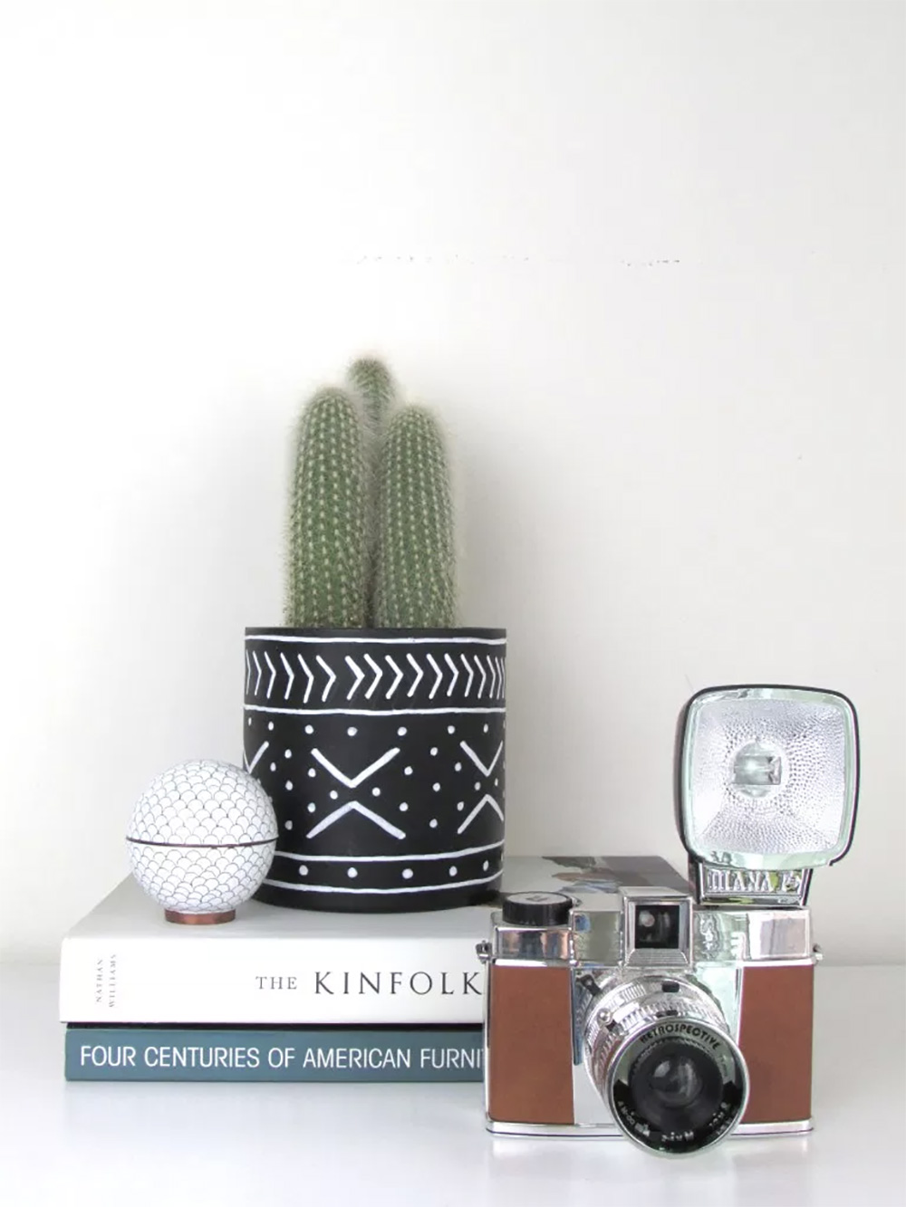 10 ideas con patrón mudcloth DIY, visto en