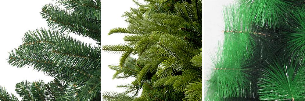 """Tipos de rama, pintar el árbol de navidad, visto en """"I am a mess blog"""""""