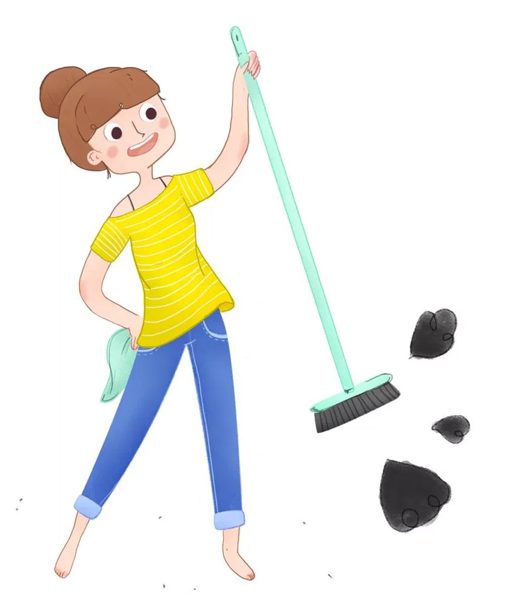 Limpieza de primavera: «A Saco»