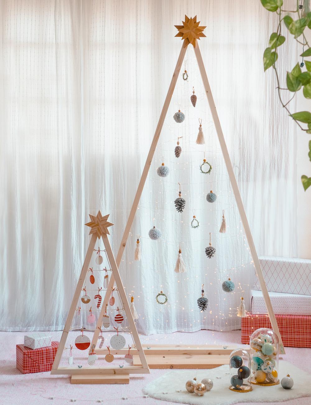 Xmas DIY: Taller de arbol de navidad y decoración