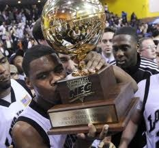 Kyle Johnson - Long Island U., NEC Conference Champs 2011
