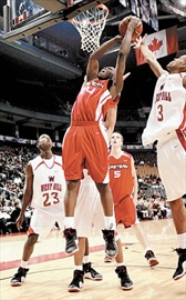 West Hill vs Eastern 2007 @ Air Canada Center