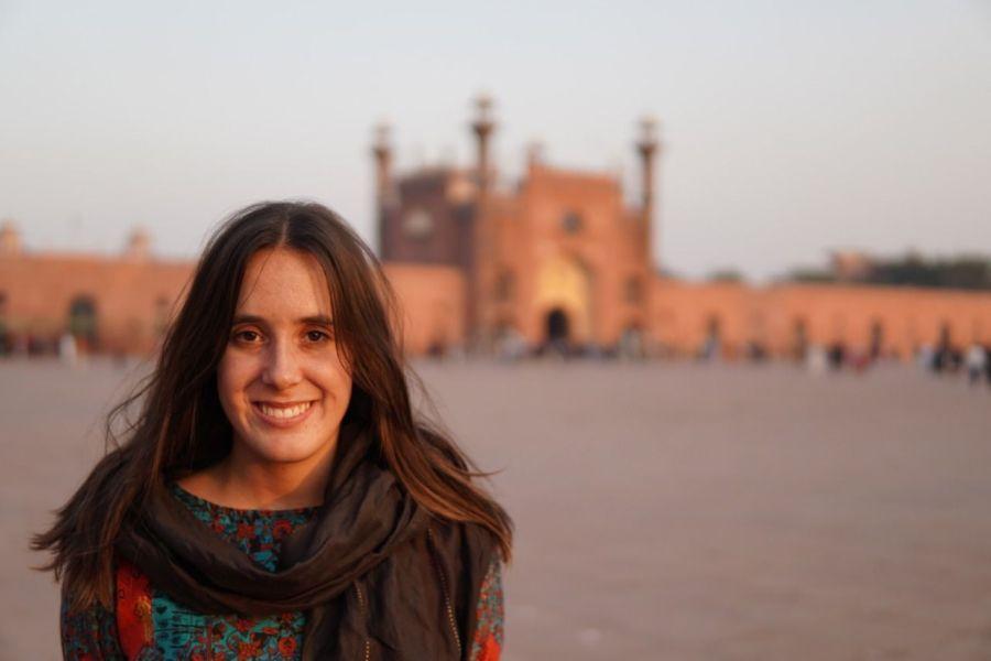 Viajar sola por el mundo con @leti_lagarda