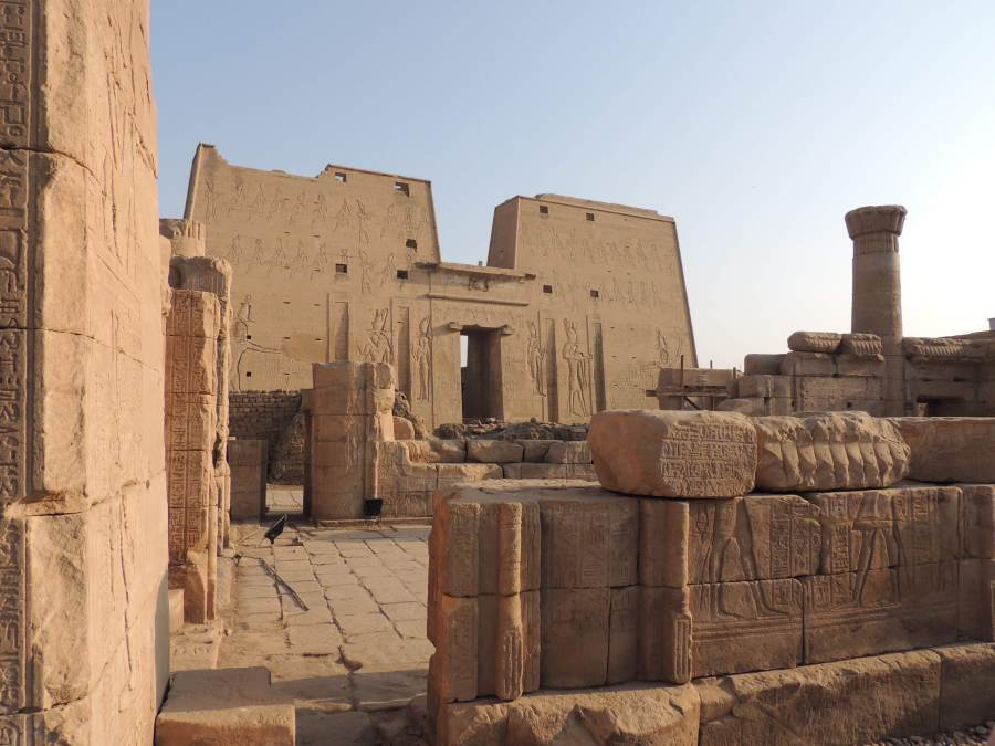 Breve historia de Egipto para principiantes
