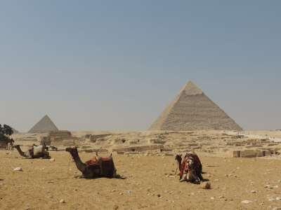Las Pirámides de Giza y otras visitas cerca del Cairo