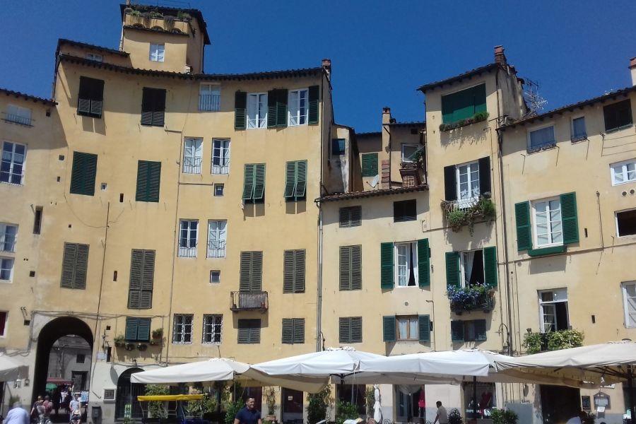 Visitar Lucca en 1 día desde Florencia