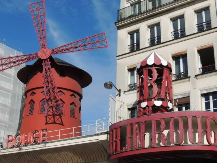 París: Moulin Rouge