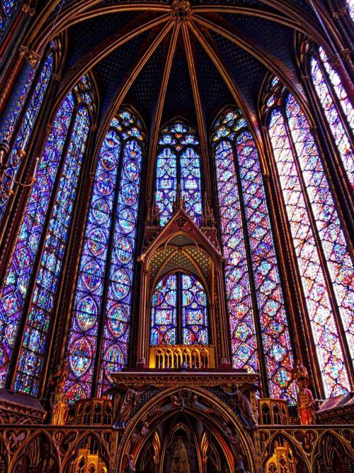 París: Sainte Chapelle
