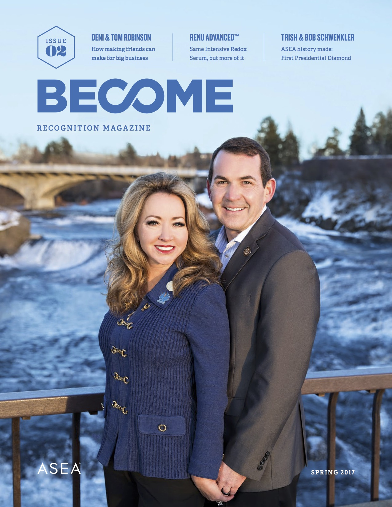 ASEA Become Magazine 2017
