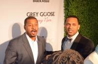 Robert Townsend and Mike Epps
