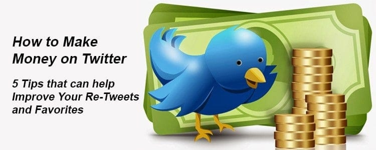, 5 Tips On How to Make Money On Twitter as an Aff Marketer