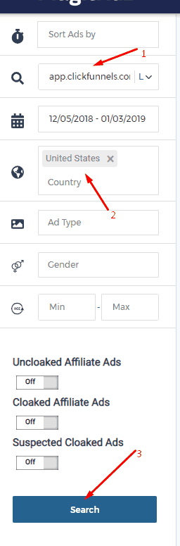 , How To Find Profitable Funnels and their High Converting Ads on Facebook