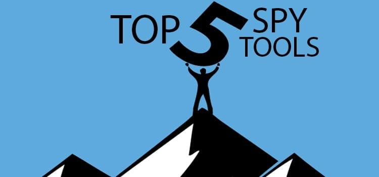 spy tools, 5 Best Ads Spy Tools on FB, Native, Push and Mobile