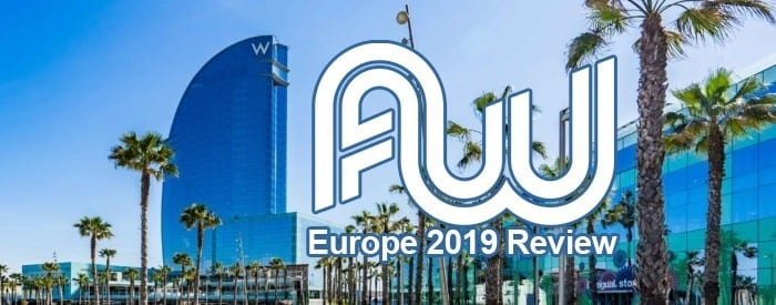 Affiliate World Europe 2019 Barcelona - A Picture Review