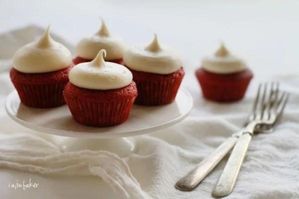 Red Velvet Cupcakes (mini)
