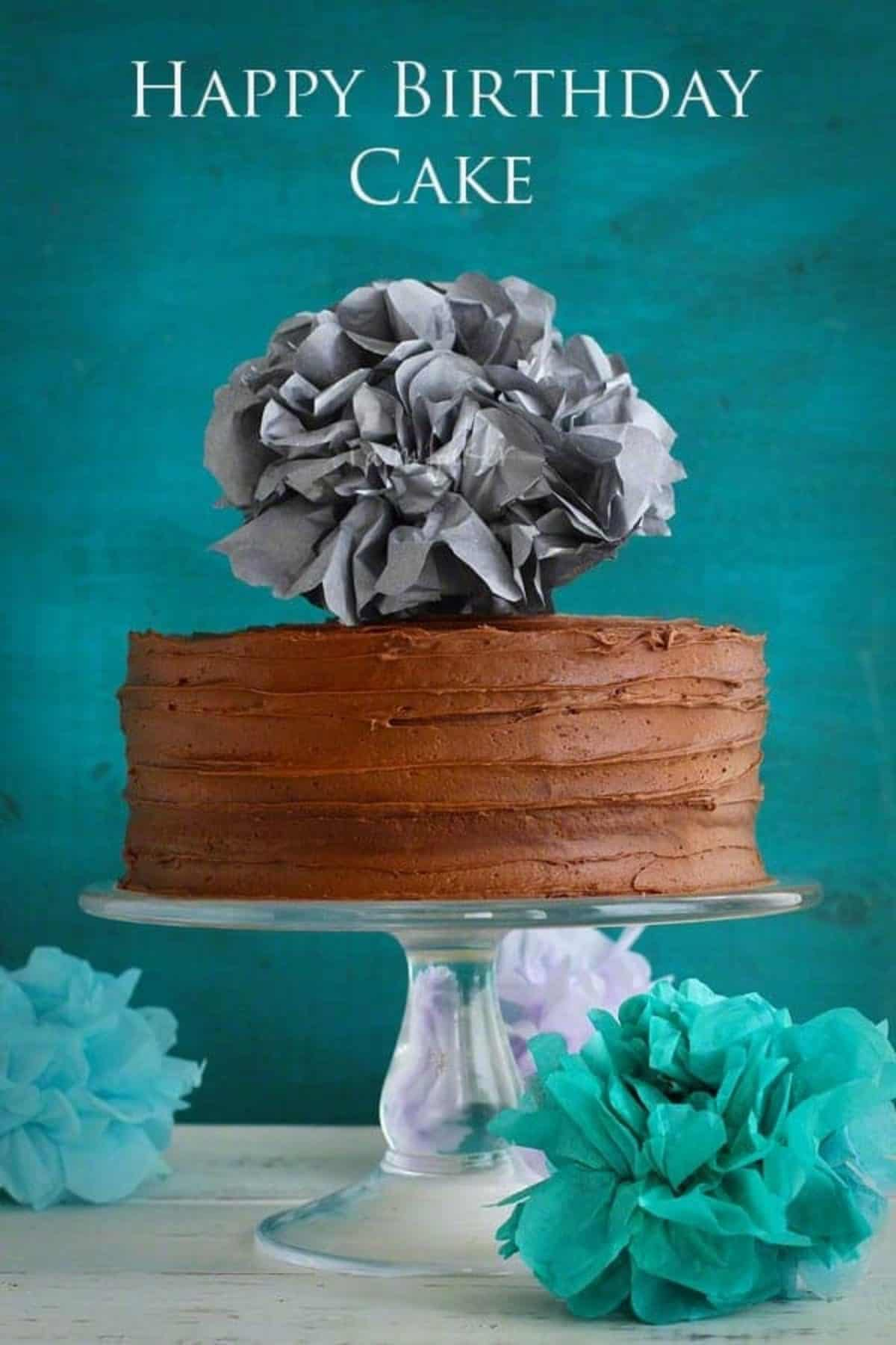 Happy Birthday Cake I Am Baker