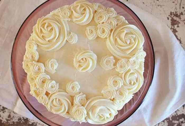 Homemade Carrot Cake Recipe I Am Baker
