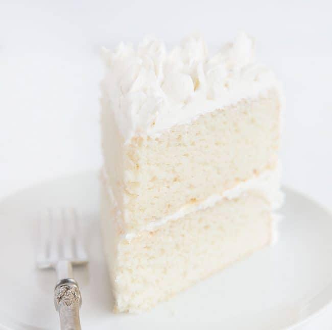 Clear cake box