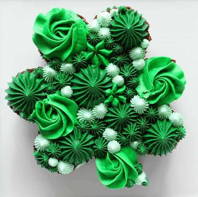 St Patrick S Day Cake I Am Baker