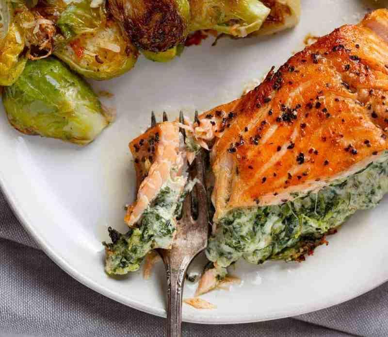 Perfectly Pan Seared Salmon
