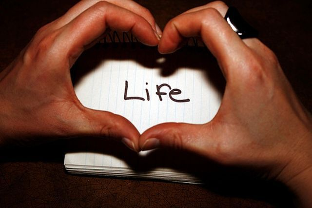 人生,本來就沒有標準答案,只有適合你自己的答案
