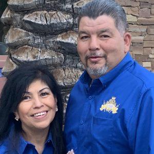 Elder Freddy and Cathy Chavez
