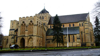 St. Wilfrid\'s Church